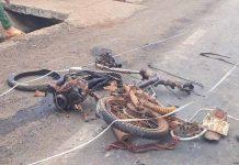 Tai nạn giao thông, 2 cha con tử vong tại chỗ