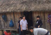 Sở Tài chính Gia Lai giúp xã Lơ Ku xây dựng nông thôn mới