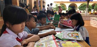 Gần 5.000 đầu sách đến với học sinh biên giới huyện Ia Grai