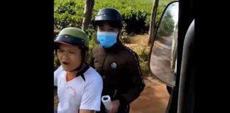 Gia Lai: Tìm được hai thanh niên lạ xuất hiện khi quay phim CSGT