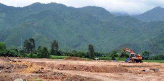 Gia Lai: Vô tư san lấp đất… phân lô, bán nền