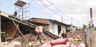 Ia Grai: Cơ sở xay xát, chế biến cà phê gây ô nhiễm