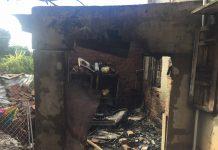 Kịp thời dập tắt đám cháy tại cây xăng