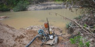 Mang Yang: Tình hình khai thác khoáng sản trái phép vẫn phức tạp
