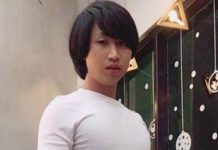 Đối tượng Tôn Thất Thái. Ảnh: Facebook.