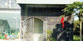 Căn nhà của gia đình anh Trần Ngọc Tốt tại thị xã An Khê bị kẻ gian đột nhập lấy đi nhiều tài sản giá trị. Ảnh: Văn Ngọc