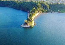 Hồ T'Nưng – Chốn thơ giữa mảnh đất đầy nắng gió Tây Nguyên