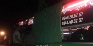 Nhiều xe khách bị tấn công bằng đá tại tỉnh Gia Lai
