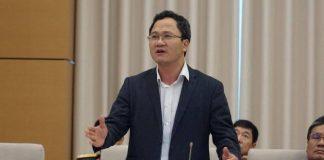Ông Khuất Việt Hùng: 'Người xử phạt phải chứng minh vi phạm là làm ngược'