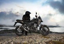Honda CB500X 2019 giá gần 190 triệu đồng tại Việt Nam