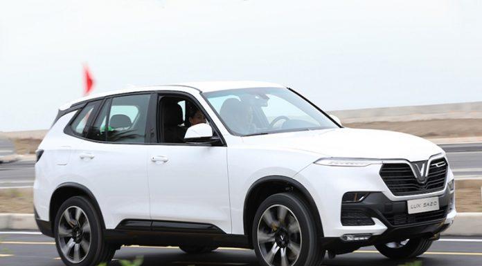 Đại lý Chevrolet bắt đầu bán xe VinFast