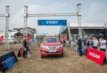 Giá Nissan Terra giảm 29 triệu đồng