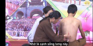 Bác sĩ nói gì phương pháp vỗ dầu hỏa chữa bệnh của cô Yến chùa Ba Vàng?