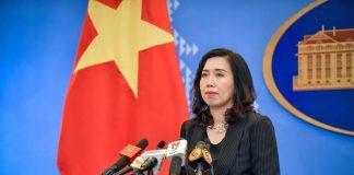 Bộ Ngoại giao lên tiếng vụ tàu cá Việt Nam bị tàu Trung Quốc đâm chìm