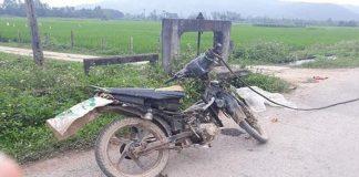 Gây tai nạn chết người, lấy xe máy của nạn nhân bỏ về quê