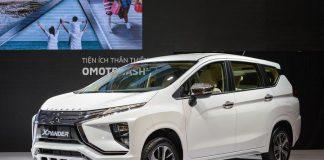 Giá Mitsubishi Xpander tại đại lý tháng 3/2019