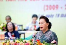 Chủ tịch Quốc Hội đánh giá cao cống hiến của các Già làng Tây Nguyên