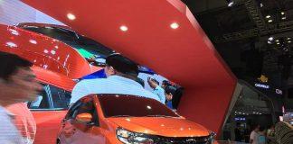 Honda Brio 2019 chuẩn bị được bán ra thị trường?