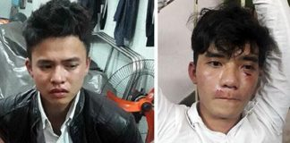 Lời khai của 2 đối tượng dùng gạch tấn công cảnh sát 911 Đà Nẵng
