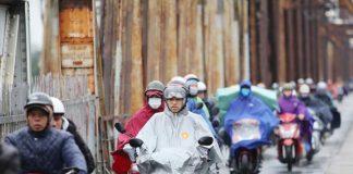Ngày mai (14/3): Bắc Bộ đón đợt không khí lạnh, trời rét và mưa rào
