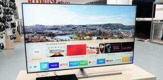 Nhiều mẫu TV cao cấp giảm giá chục triệu đồng