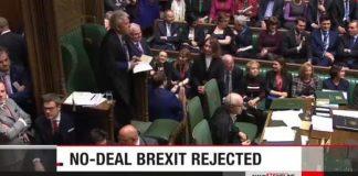 Quốc hội Anh phản đối Brexit không thỏa thuận