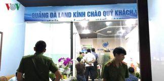 Đà Nẵng: Khởi tố bắt giam Giám đốc Công ty bất động sản bán dự án 'ma'