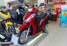 Bảng giá xe máy Honda ngày 18/4/2019