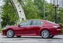 Ngày 24/4, Toyota Camry 2019 chính thức bán tại đại lý