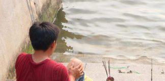 Bơi ra sông Sài Gòn bắt cò làm mồi nhậu, nam thanh niên mất tích