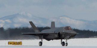 Chiến đấu cơ F-35A của Nhật biến mất khỏi màn hình radar