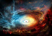 Lỗ đen tác động đến thời gian, không gian như thế nào?