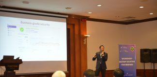Mstar Corp và Synology giới thiệu giải pháp sao lưu cho doanh nghiệp Hà Nội