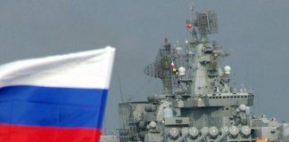 NATO tập trận, Hạm đội Biển Đen của Nga báo động