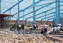 Thêm một công nhân tử vong vụ sập công trình đang xây dựng ở Vĩnh Long