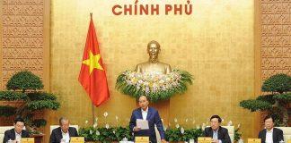 Thủ tướng chỉ đạo, kết luận nhiều vấn đề ' nóng' trong phiên họp tháng 3