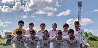 Toàn thắng 3 trận, ĐT nữ Việt Nam vào vòng loại cuối cùng Olympic 2020