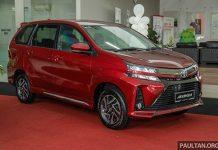 Toyota Avanza 2019 sắp về Việt Nam, giá siêu rẻ