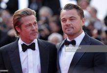 Brad Pitt, Leonardo DiCaprio hút ống kính khi xuất hiện tại Cannes