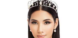 Hoàng Thùy đại diện Việt Nam thi Hoa hậu Hoàn vũ 2019