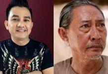 Tâm nguyện xúc động của Anh Vũ với nghệ sĩ Lê Bình trước khi qua đời