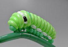 Nghệ sỹ người Nhật kỳ công tạo ra những con vật bằng bóng bay nhìn cứ ngỡ là thật