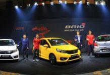 Video đánh giá Honda Brio: Đủ sức đấu VinFast Fadil, Grand i10?
