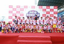 Khai mạc Trại hè Bóng đá thiếu niên Toyota 2019