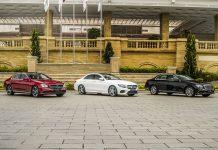 Giá lăn bánh Mercedes-Benz E-Class 2019