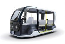 Toyota thiết kế xe điện cho thế vận hội Olympic Tokyo 2020