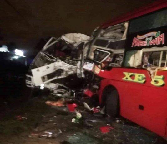 Tai nạn nghiêm trọng tại Bình Thuận, 2 nạn nhân tử vong tại chỗ