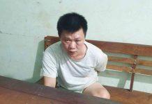Đối tượng Trần Quang Duy. Ảnh: Văn Ngọc