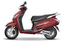 Xe ga Honda Activa 125 giá từ 22 triệu đồng tại Ấn Độ