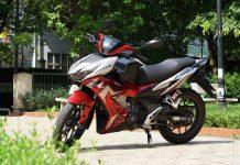 Cận cảnh Honda Winner X độ gần 70 triệu đồng của biker Hà Thành